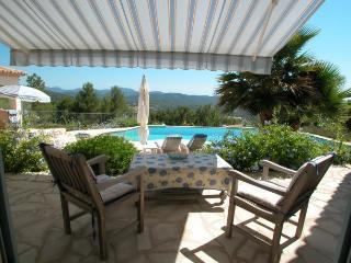 950 Montauroux villa with private pool