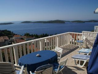 Enjoy the view and relax from your balcony (this balcony is shared with apartment 1)