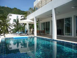 Amazing 5br poolvilla seaview, Kata Beach