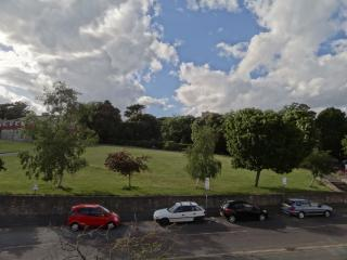 ... and opposite Northwood Park with tennis courts, children's play area and many unusual trees
