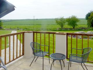 Your personal South facing patio area