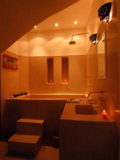 Salle de bains chambre Malak