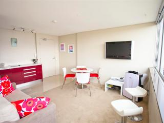 Quality furnishings throughout including large flat screen TV and high speed internet with WiFi