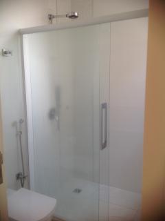 Área de banho BWC Demi-Suíte