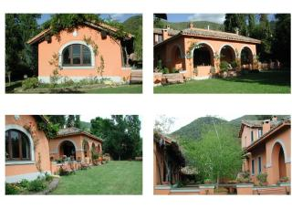 Casale eccezionale 2 SPA, Piscina, biliardo, Lago, Poggio Catino