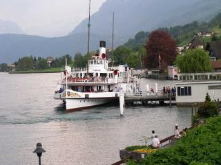 Ferienwohnung am See in Buochs/Vierwaldstättersee