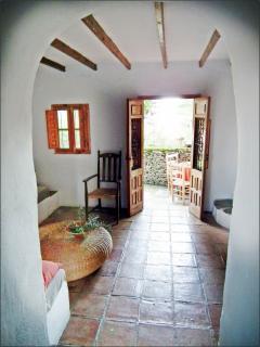 Casa Sol  Living room & Terrace
