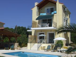 Oleander Villa with private pool, Spartia