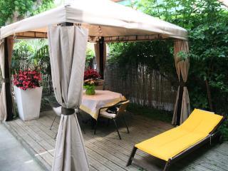 AVIGNON La Gentilhomiere appartement avec jardin