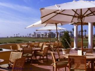 Club House Bar Area