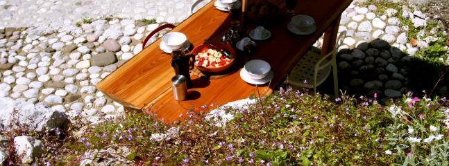 Breakfast at Pri B'zjak...