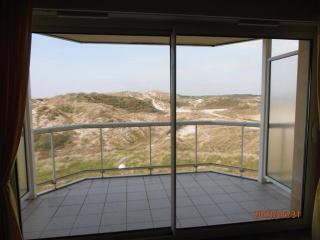 Residence du Sunny Beach vue dunes et mer