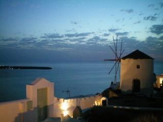 The sunset windmill, Oia
