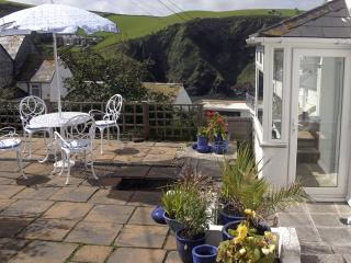 P113 - The Lobster Pot, Port Isaac