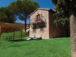 Panoramic Chalet with Balcony, Preggio