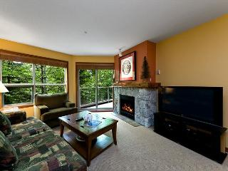 Aspens #222, 1 Bdrm, Ski-in Ski-out, Serene Forest View, Free Wifi, Whistler