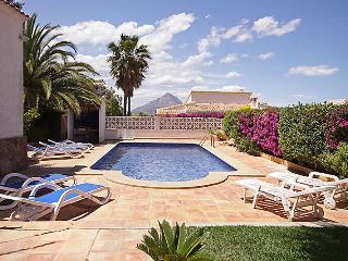 4 bedroom Villa in Xàbia, Valencia, Spain : ref 5620811