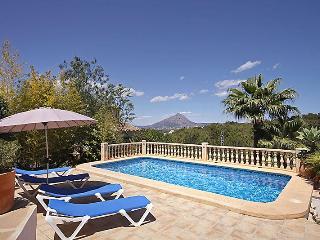 3 bedroom Villa in Xàbia, Valencia, Spain : ref 5047081