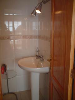 Snapshot of 1 of 2 bathroom shower rooms