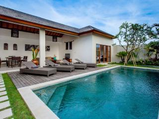 EchoBeachVilla 2. Luxury beach villa, private pool, Canggu