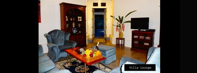 Brook Estate Villa Lounge