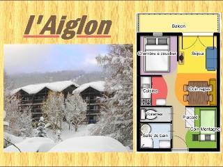 L Aiglon Serre Chevalier, La Salle les Alpes