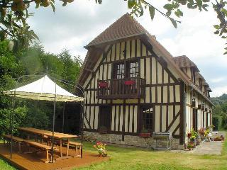 Private House in Hameau Pottier, Near Honfleur