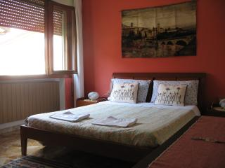 double room with king size bed + additional single sofa bed