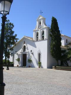 Benalmadena Church