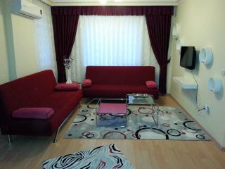 400 METERS TO SEASIDE FULL FURNISHED 2+1 FLAT