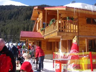 Amazing skiing, modern facilities