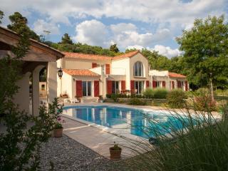 Villa in Cailhau, Nr. Carcassonne, Aude, Languedoc, Belveze-du-Razes