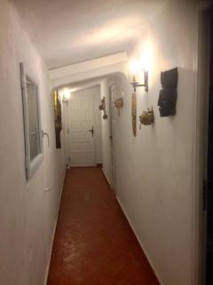 Couloir à l'étage des enfants
