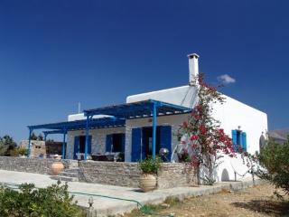 Cycladic Villa on Paros Pounta Island (Greece)