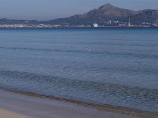 Isla del sol, Playa de Muro