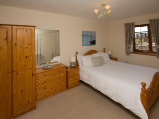 Main Bedroom of Carnedd Cottage at Cerrig y Barcud Holiday Cottages Anglesey
