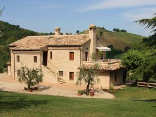 Villa in the Vineyard, Montelparo