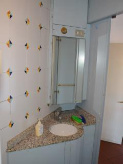 another particular of the shower room