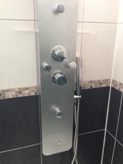 jets de douche