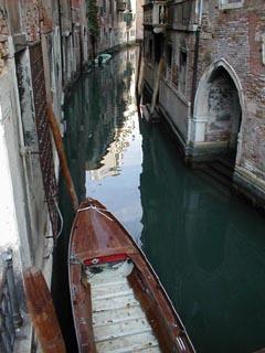 Boat in a rio