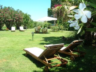 Villa Fleria garden apartment, Platanias