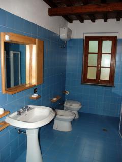 Interni - La sala da bagno