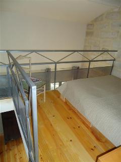 mezzanine de la chambre 3