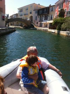 holiday activities for the whole family: discovering Port Grimaud