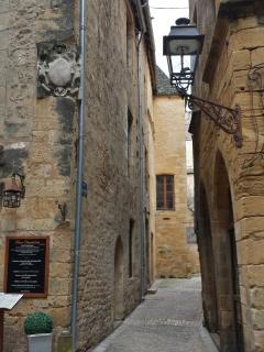 rue de l'immeuble