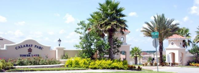 Charming and secure manned gated  community