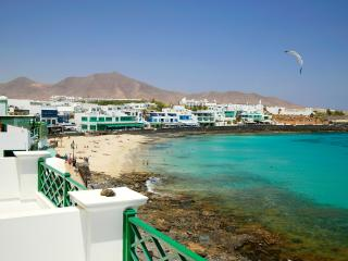 Playa Blanca 2 bedrooms beach front apartment
