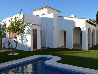 Villa de Lujo para 14 personas a 40 m de la playa, Puerto Rey