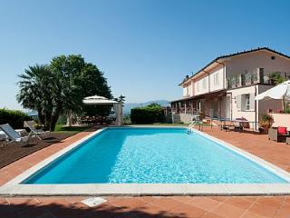 4 bedroom Villa in Segromigno in Monte, Tuscany, Italy : ref 5228898