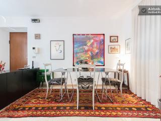 Il tavolo in salotto